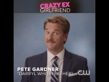 "Crazy Ex-Girlfriend on Instagram: ""Get ready for the return of #CrazyExGirlfriend by watching every episode so far for FREE on cwtv.com or The CW App!"""