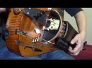 Psalm About Two Brothers. (Hurdy-Gurdy, Ukrainian Folk Singer Nataliya Serbina, Yamaha Motif XF8)