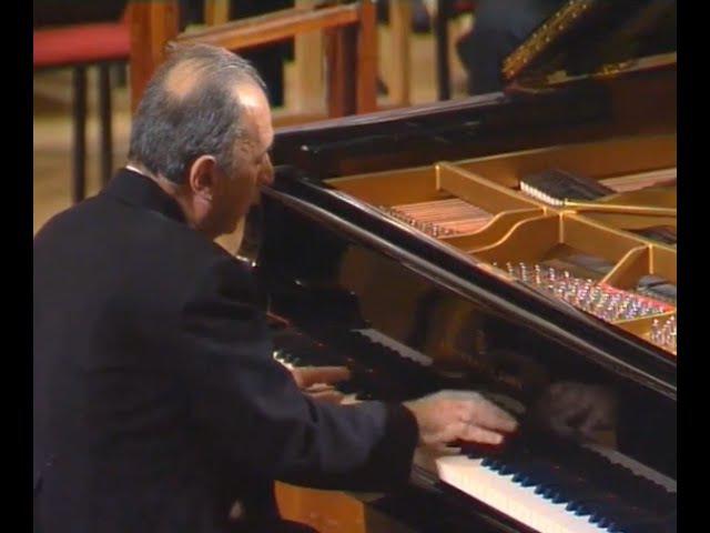 Naum Shtarkman plays Schubert-Liszt Ständchen - video 1991