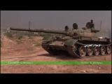 مشاهد من صد الجيش السوري هجوم المسلحين على &#
