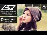 GQ Podcast - Dubstep Mix &amp Fractal Guest Mix Ep.118