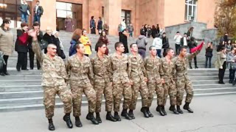 KOCHARI, YARKHUSHTA BY ARMENIAN SOLDIERS