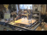 How to DIY Arduino CNC Router Cutter Welder (Part 5 Router, GRBL Settings and EASEL Tutorial)
