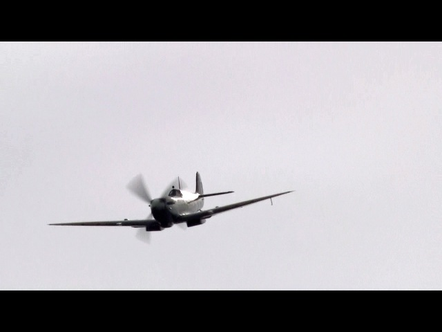 Great Sounding Merlin Engine