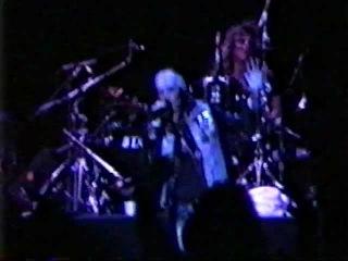 Guns N' Roses - 1988.08.07 @ Orange County Fairgrounds, Middletown, New York