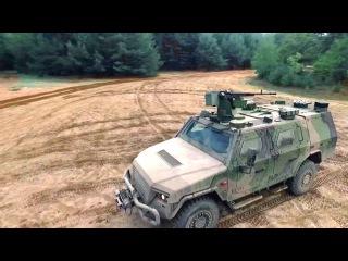 Rheinmetall Defence KMW - Armoured Multi-Purpose Vehicle [1080p]