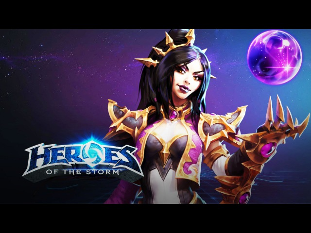 ♥ Heroes of the Storm (A-Z Gameplay) Li-Ming (HoTs Quick Match)