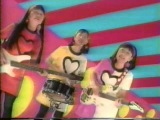SHONEN KNIFE Riding On The Rocket OFFICIAL VIDEO