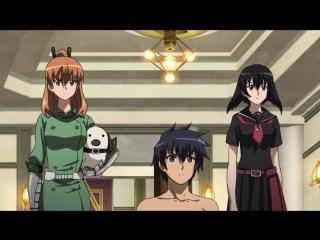 Убийца Акаме 1 сезон 10 серия русская озвучка [Trina_D, Oriko, Cuba77] / Akame ga Kill [ТВ-1] 10