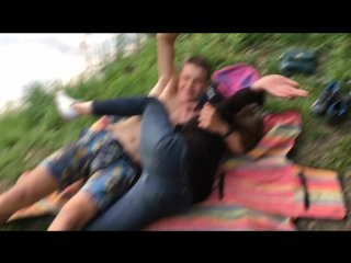 kink.com/Teen gets Ass fucked by friend in the park