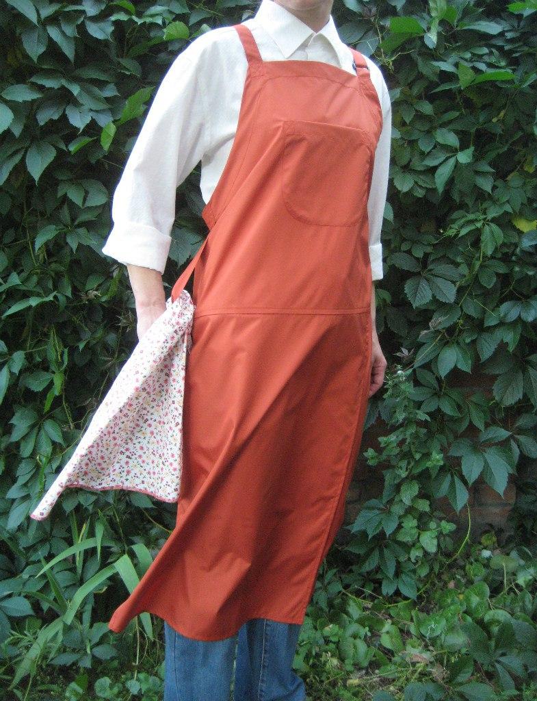 painter`s apron
