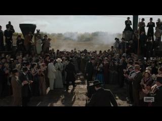 «Ад на колёсах» 5 сезон 14 серия. 720p (ColdFilm)