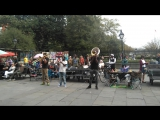 Drake - Hotline bling by New Orleans street band