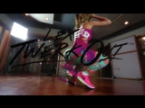 Her Twerking Skills Is Crazy ! White Blonde Girl KILLED IT ( Lexy Panterra Twerkout )