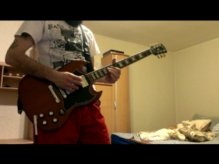 Жалкие потуги (Little Wing - Jimi Hendrix)