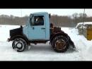 Самодельные Трактора. Hand-made Tractor. Selbstgemachte Traktor. интересные передачи и фильмы онлайн.