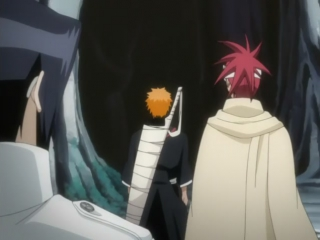 Ella_Hum_Bleach - 147 - Forest of Menos! Search for the Missing Rukia [480p] [h