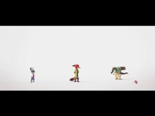 Зверополис - Русский Трейлер (2016) Идрис Эльба, Джейсон Бейтман Фильм HD