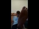 Teen boy soles