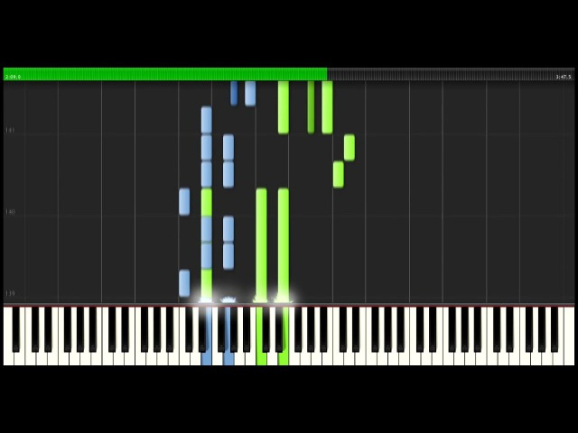 Breaking The Wall (The Shepherd's Boy) - 1st Edit - Doctor Who [Synthesia Piano Tutorial]