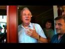 В Одессе радикалы сорвали визит делегации польского парламента к Дому профсоюзов. Новости. Первый канал