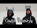 OBLADAET w/ STED.D - PANDA FREESTYLE @obladaet @sted_d