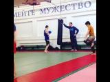 """Zabit_Zabit on Instagram: """"Люблю смотреть, когда другие работают??Братишка готовится на Первенство России под руководством одного из лучших тренеров по ушу-саньда…"""""""