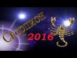 Таро прогноз на 2016 год. Знак Скорпион