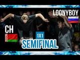 CH vs. Loony Boy • SEMIFINAL • Electro 1x1 • Move&Prove International 8