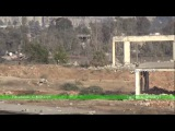 شاهد .. تقدم قوات الجيش السوري وحلفائه في الك
