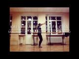 Malachiae Warren - MINUTE MAID dancer Kristina Trandafilova