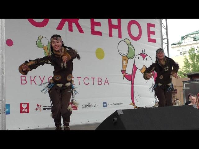 Танцевальный коллектив народов Севера Нарули @ Клементовский пер. 02.07.2016 (3)