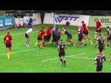 Slava v Kuban. Highlights Russian Rugby Championship 2016