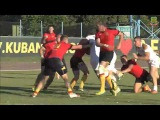Kuban v Slava. 14 Russia Rugby Cup. Highlights