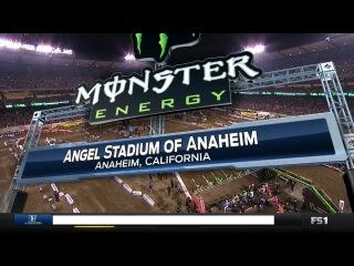 AMA Supercross 2016.01.09. R01. Anaheim