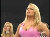 2004 02 02 RAW 2 Trish Stratus vs Kane