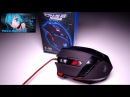 Zelotes T90 Gaming mouse - 9200 DPI High Precision Wired USB Gaming Mouse