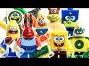 LEGO SpongeBob SquarePants KnockOff Minifigures