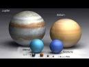 Perbandingan bumi dengan planet dan bintang apakah kita sendiri di alam semesta