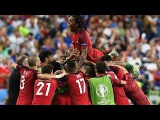 Portugal 1-0 france Antonio Eder 109 After Extra Time | Euro 2016 Final