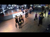 ХАСТЛ  Открытый Кубок Новосибирска 2015   DnD RS-M-S  1/4, заход 1 танец 3