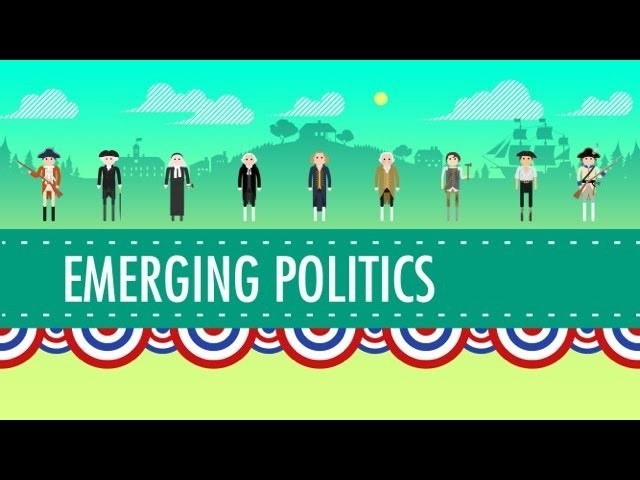 Where US Politics Came From: Crash Course US History 9