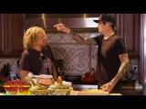 Tommy Lee Sneak Peek! Rock &amp Roll Road Trip with Sammy Hagar (Rock Candy Performance)