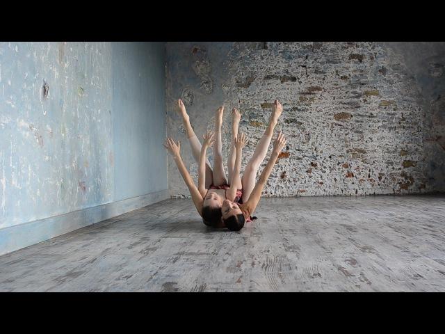 Мама и дитя / Хореография / mother and child/ choreography/modern dance