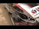 FIA ERC - Seajets Acropolis Rally - Leg1 hard times at the rally