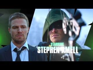 Arrow intro Smallville style