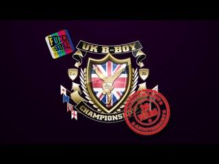 Lil K vs Dimension   Hip Hop   Top 16   UK BBoy Champs 2016   FSTV