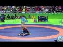 РИО-2016 65 кг за бронзу Фрэнк Молинаро (США) - Франк Чамизо (Италия)