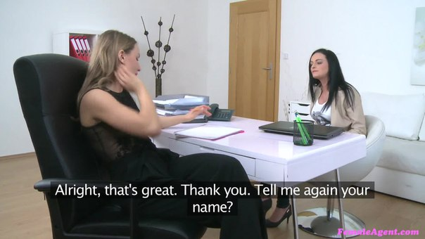 FemaleAgent E354 Anny And Nessy HD Online