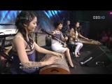 Кореянки перепели саму Пугачёву! Корейские певицы, песня Миллион алых роз. Смотр